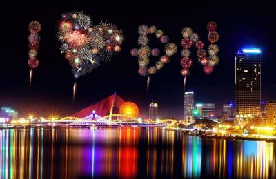 Lịch bắn pháo hoa quốc tế Đà Nẵng 2018