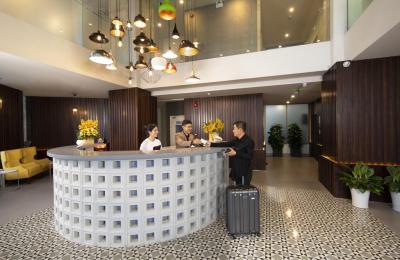 Khách sạn Grand Cititel