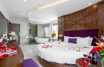 Khách sạn Parze Ocean Hotel & Spa Đà Nẵng