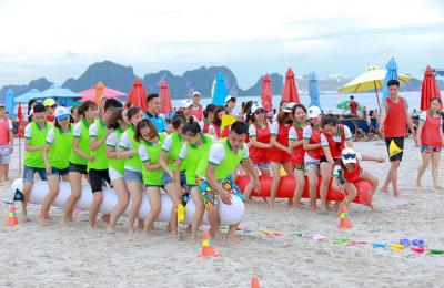 Thuê đồ chơi Team building Đà Nẵng