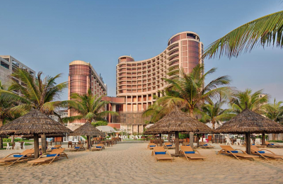HOLIDAY BEACH DANANG HOTEL AND SPA