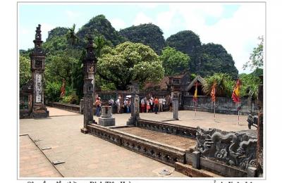 Đền Vua Đinh Tiên Hoàng Ninh Bình