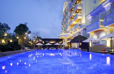 Khách sạn Le Pavillon Hoi An Luxury resort & Spa