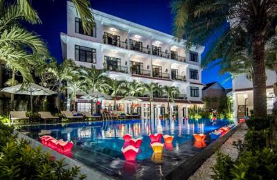 Khách Sạn Belle Maison Hadana Hội An